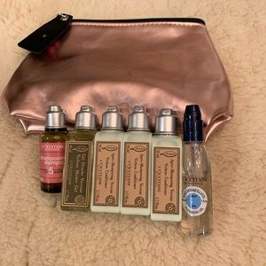 L'OCCITANE sample travel size with 6